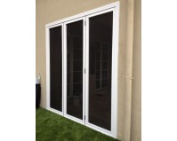 3 panels Security Sliding Door