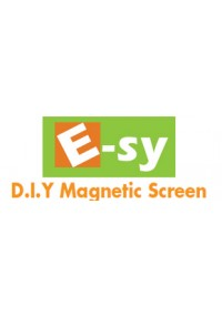 EsyDIY 2' x 4' magnetic insect screen