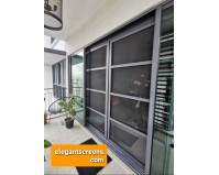 Stainless steel mesh insects screen