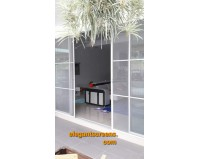 Traditional Sliding door insect screen