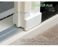 Monarch Plus Low Profile Bottom Track
