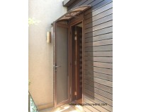 Hinged Security Door