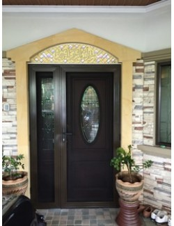 Master Security Screen - French Door