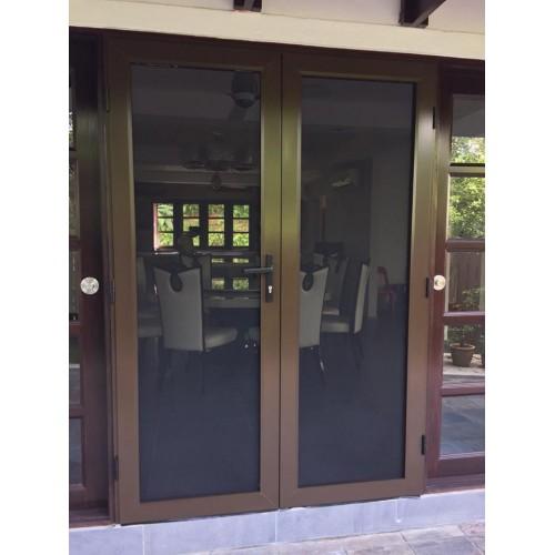 ... Primer Security Screen   2 Panels Sliding Door ...