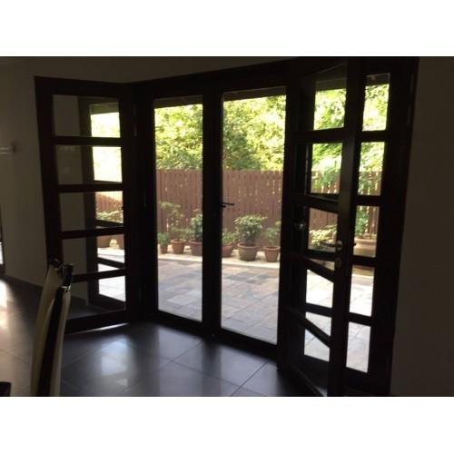 Primer Security Screen   2 Panels Sliding Door ...