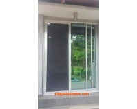One Panel screen door