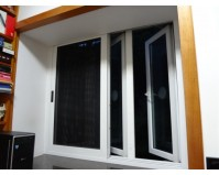 Sliding Security Window Screen