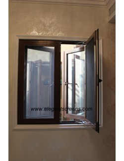 Master Security Screen - Hinged Window