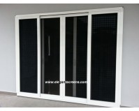 4 panels Security Sliding Door