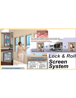Lock and Roll Screen