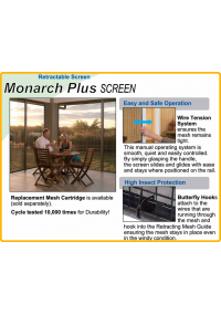 Monarch Plus Screen